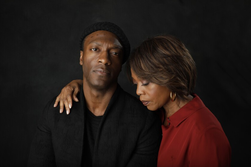 "Alfre Woodard and Aldis Hodge star in the Sundance award-winning drama ""Clemency"" as a conflicted prison warden in moral crisis over the case of one of her inmates, played by Hodge, who is sentenced to die."
