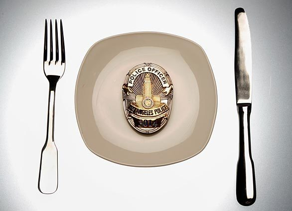 Where cops eat
