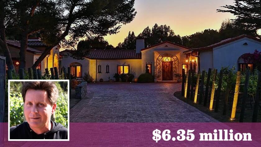 Hot Property | Emilio Estevez
