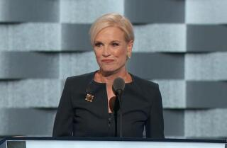 Watch Cecile Richards of Planned Parenthood speak at the Democratic National Convention