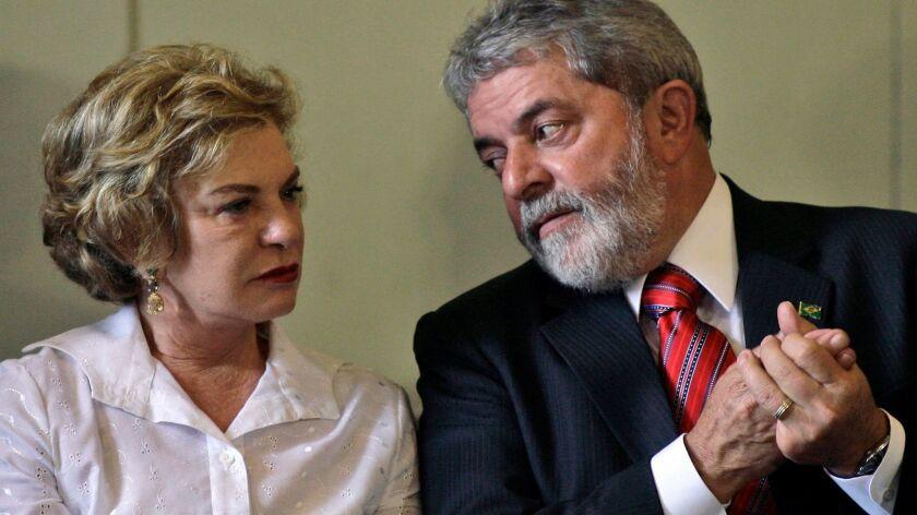 Marisa Leticia Lula da Silva