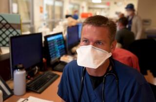 Dr. Zachary Shinar, Chief of emergency medicine, Sharp Memorial Hospital