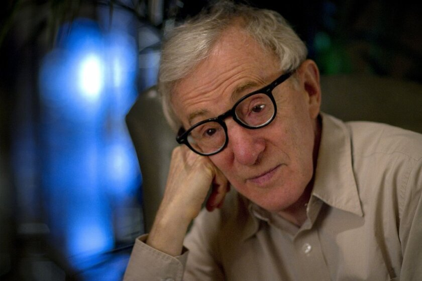 """Woody Allen is scheduled to open his new musical """"Bullets Over Broadway"""" in April in New York. The show begins preview performances in March."""