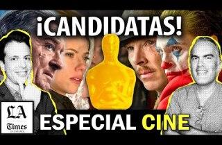 ¡Candidatas a Mejor Película en Premios Oscar! The Irishman, Joker, 1917 y más | Especial de Cine