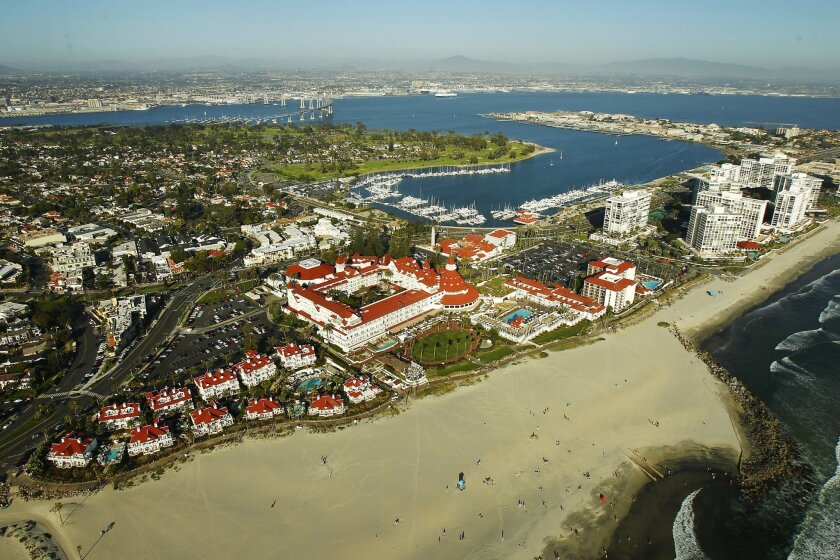 San Diego County, like the rest of the state, last year broke previous records for annual number of visitors, along with spending on hotels, eating out and other travel-related expenses.