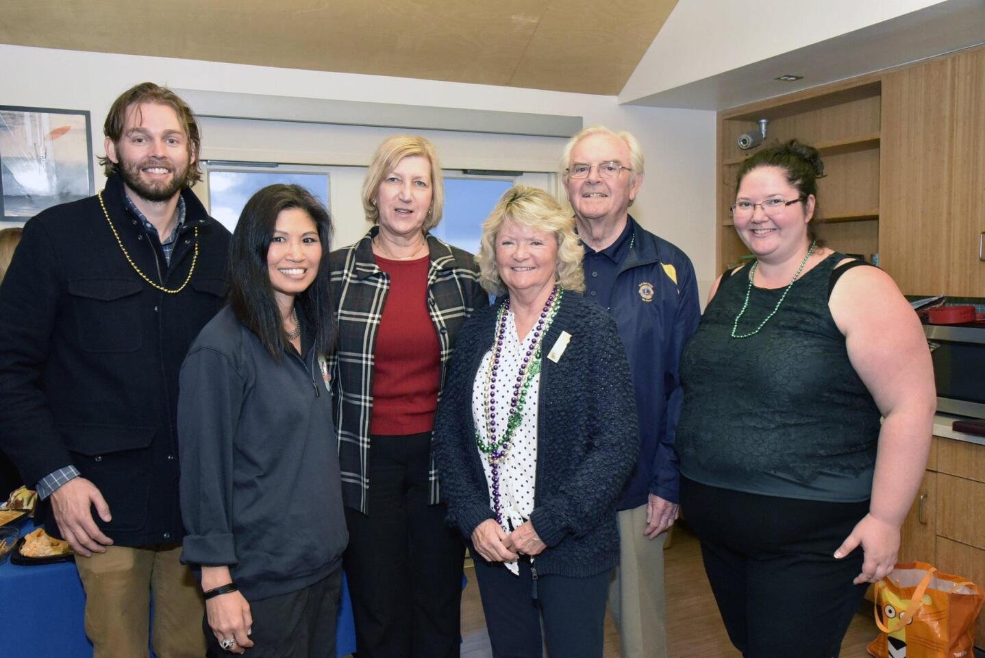 Del Sol Lions present $45,000 donation