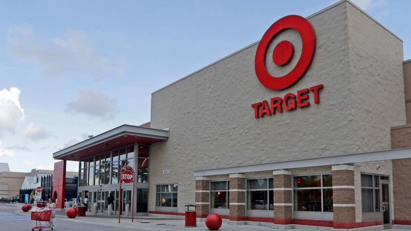 Target expects half of its 1,800 stores to offer Shipt's service by next summer.