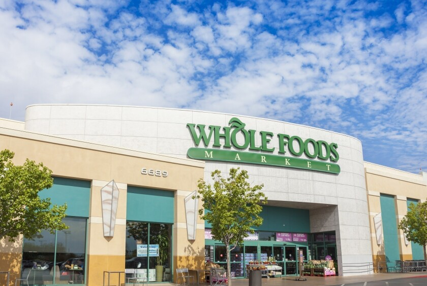 Couple gets married at Whole Foods Market: See the photos