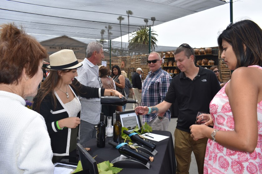 The Toast of the Coast Wine Competition & Festival