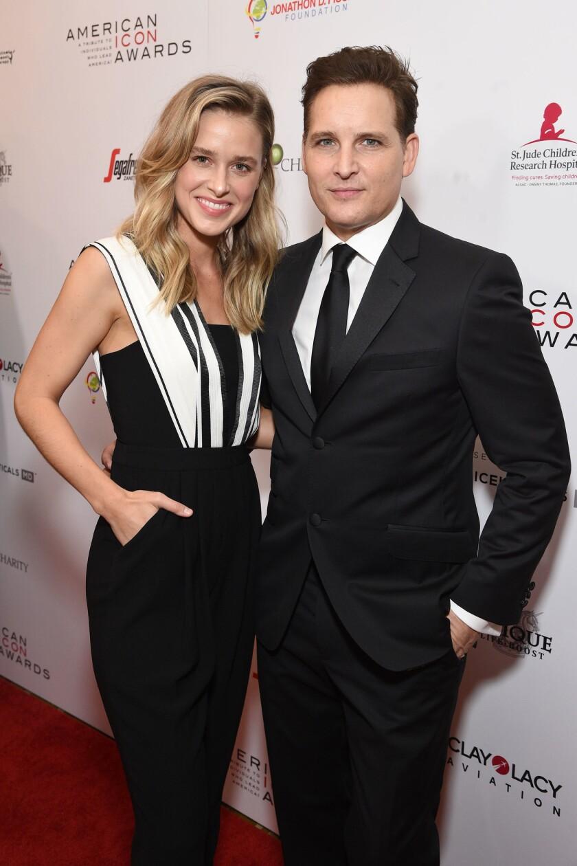 American Icon Awards Gala Benefit Red Carpet