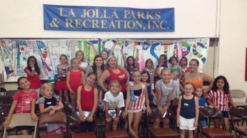 SuperStar Gymnastics will return to La Jolla Rec Center with summer camp programs.