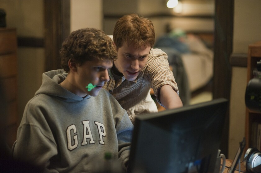 'The Social Network' | 2010