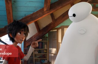 'Big Hero 6': Actors can't wait for 'Toy Story 4'