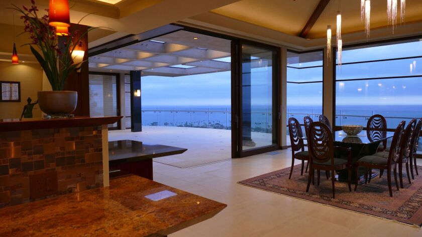 A reconstructed La Jolla home, originally built around 1950, is back on the tour for the second year. The circa 1950 one-story home was designed by Simi Razavian at MSA & Associates Inc.