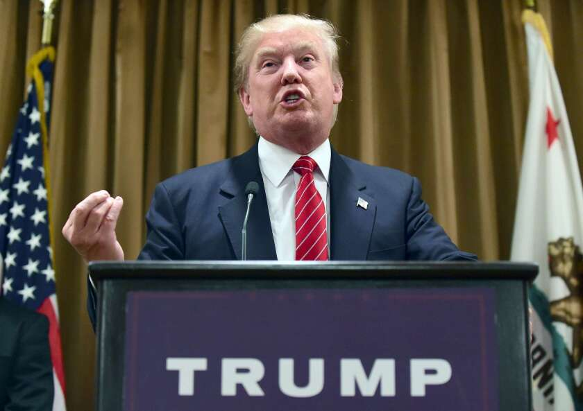 A biography of Donald Trump will hit shelves earlier than planned.