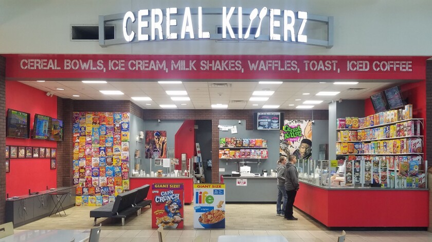 The Cereal Killerz Kitchen