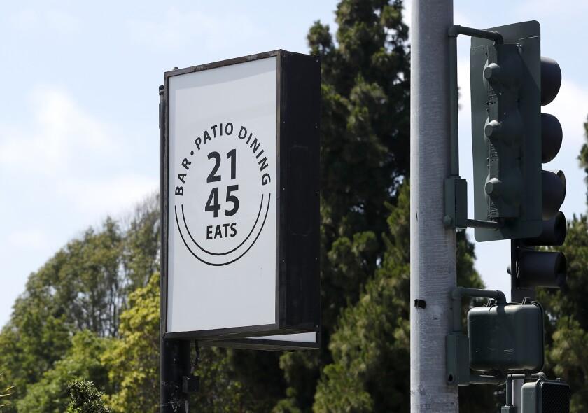 2145 Pizza in Costa Mesa