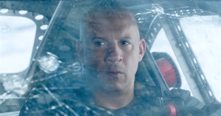 'The Fate of the Furious' movie review