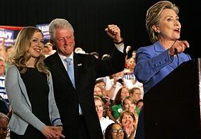 Hillary Clinton wins Indiana