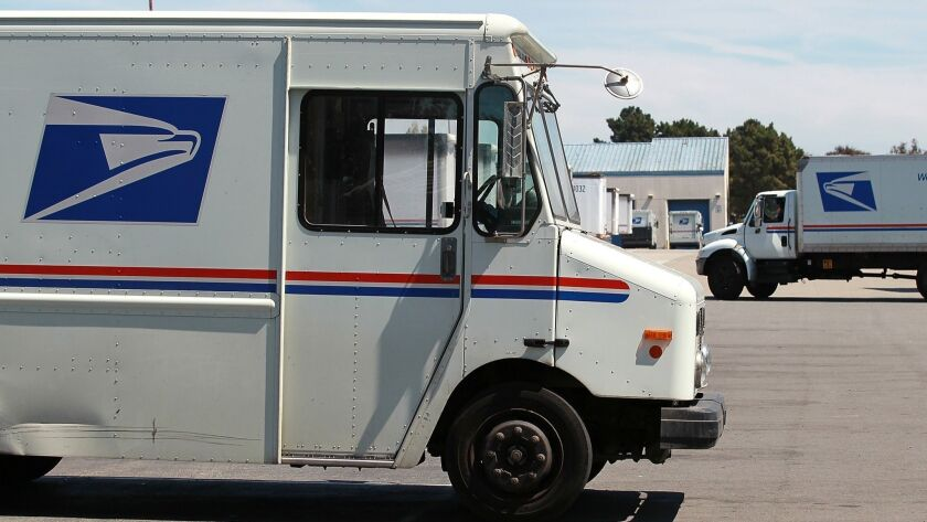The Occupational Safety and Health Administration cited the U.S. Postal Service after a mail carrier died of hyperthermia.