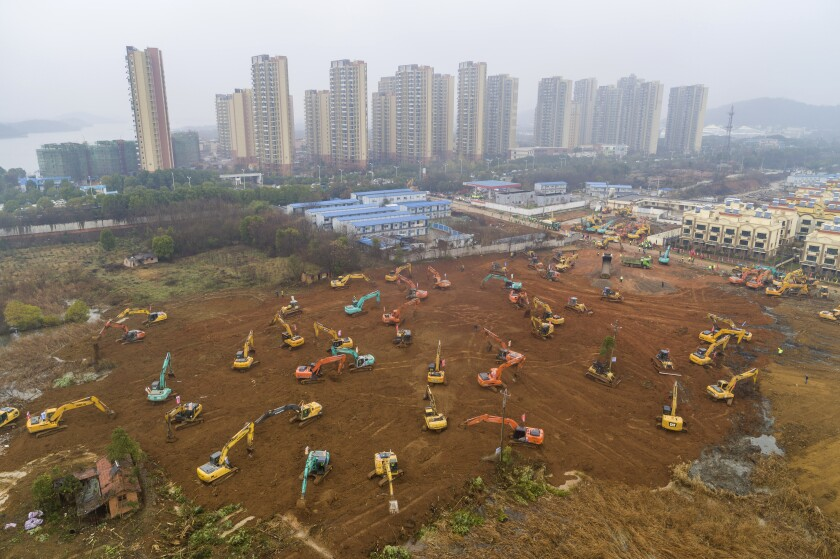 Image result for wuhan construction