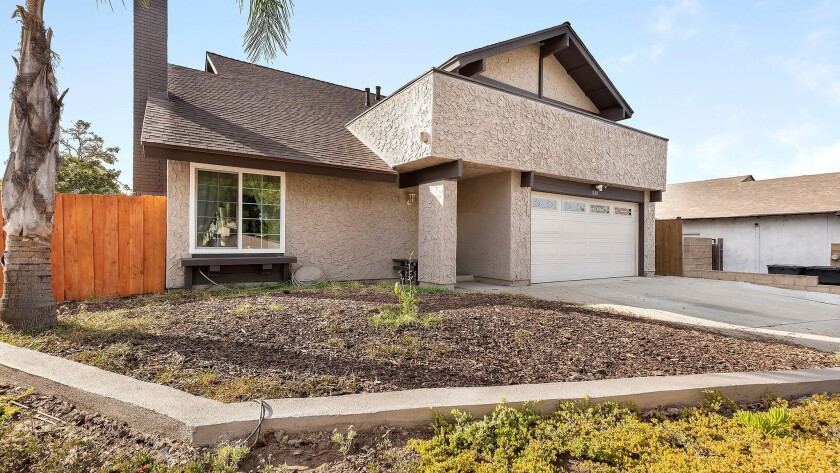 Photo of a home on 880 Crystal Creek Court, Chula Vista, 91910 for the 'What money buys' column.