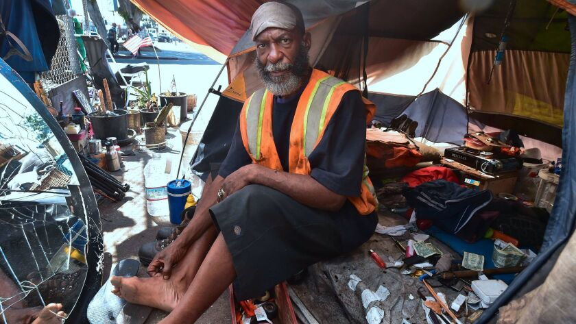 US-HOMELESSNESS-CALIFORNIA-VETERANS
