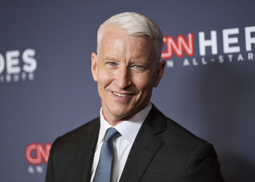 Anderson Cooper announces the birth of his son, Wyatt Morgan