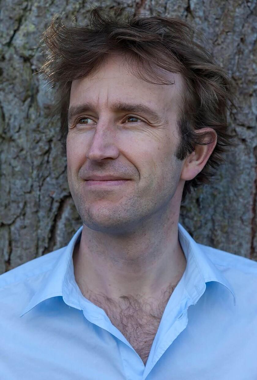 Travel writer Robert Macfarlane