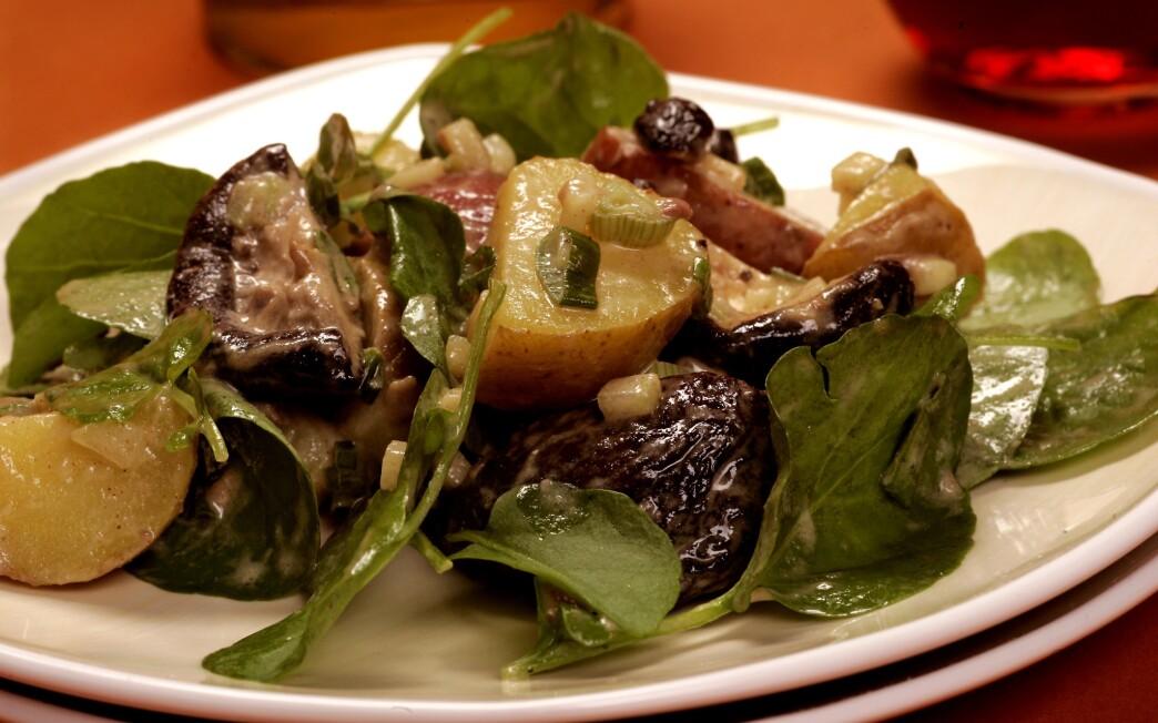 Demoniacal potato salad