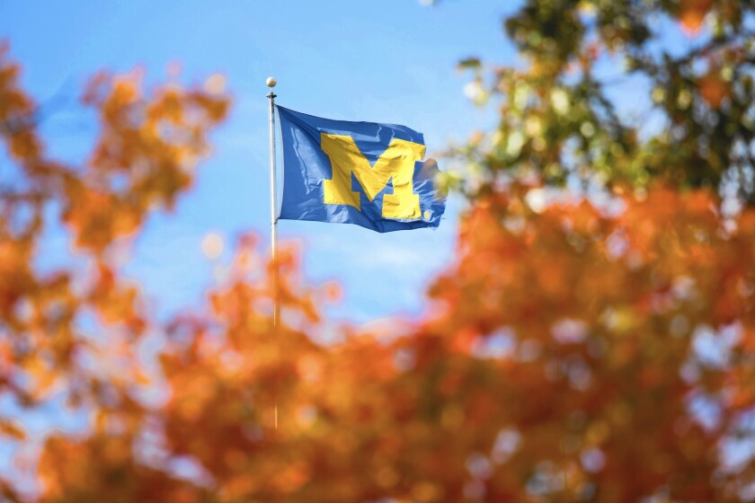 The most charming Midwest college town, especially in fall, might be Ann Arbor, Mich.