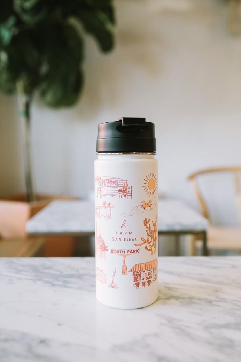 'Hi From San Diego' Tumbler - Communal Coffee - credit Jasmine Fitzwilliam.jpg