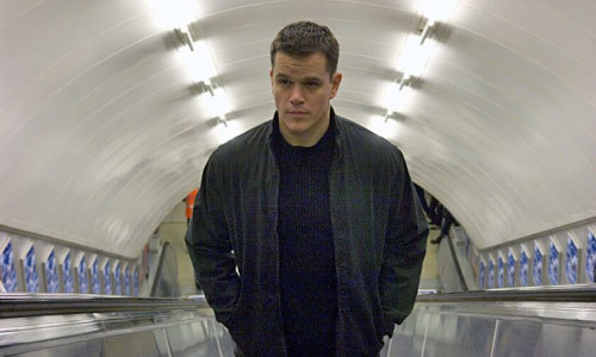'The Bourne Ultimatum' X-Factor: Bourne comes home Will it work? Yes. We've watched super agent/amnesiac Jason Bourne traipse around the world, outsmarting the FBI and killing anyone who gets in his way, but we've never seen him do it in America.