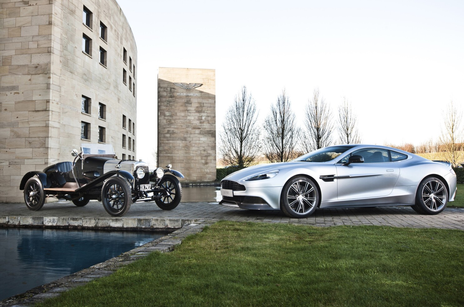 100 Years Later Aston Martin Stays True To Its Classy Sports Car Lineage Los Angeles Times