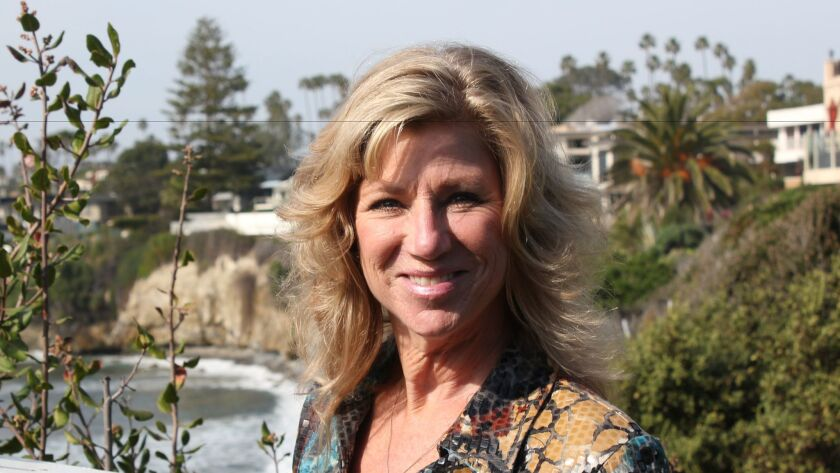 La Jolla born and raised resident Kristi Pieper