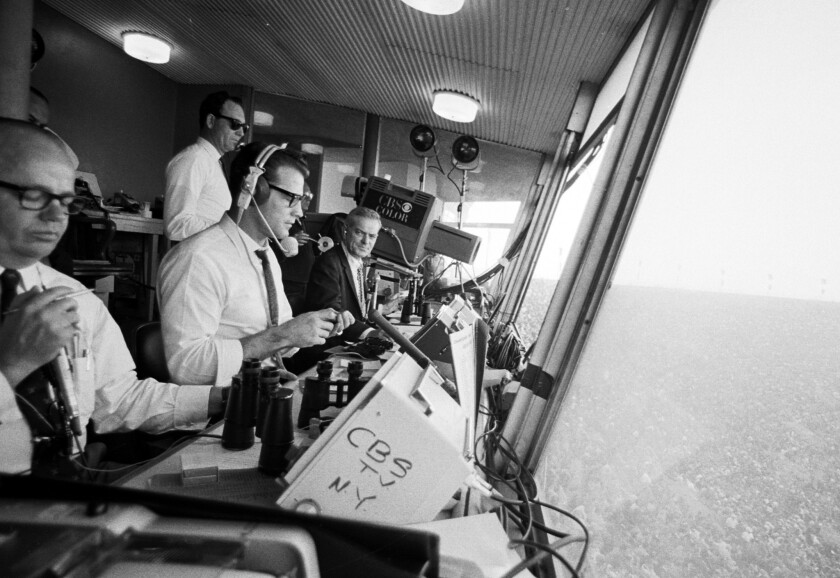 Broadcaster recalls first Super Bowl