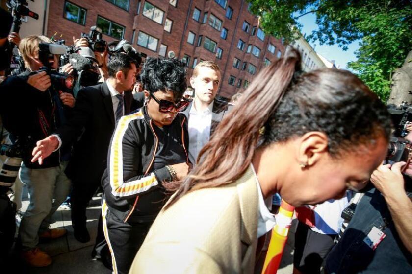 La Justicia sueca deja en libertad al rapero A$AP Rocky a la espera de sentencia