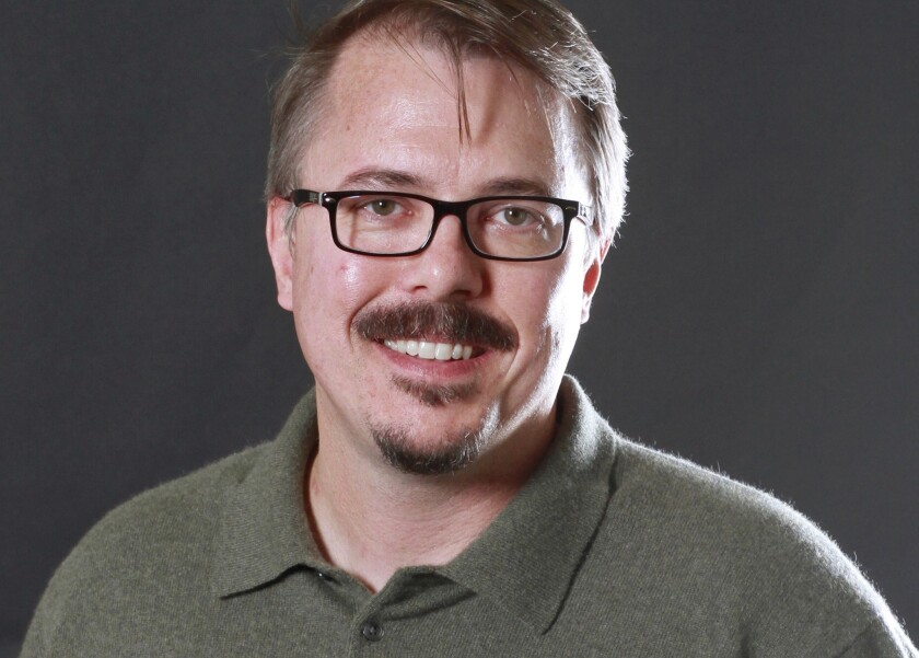 """Vince Gilligan, creator of the highly acclaimed TV series """"Breaking Bad."""""""