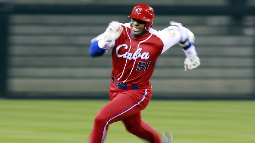 Japan v Cuba - World Baseball Classic - San Diego Day 4