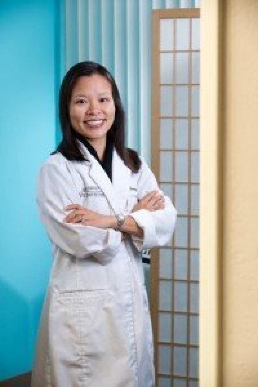 Van Cheng, M.D., is the owner of San Diego Vein Institute. Courtesy