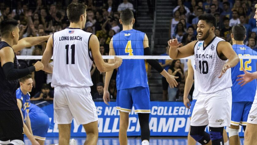 Mens Volleyball National Championship