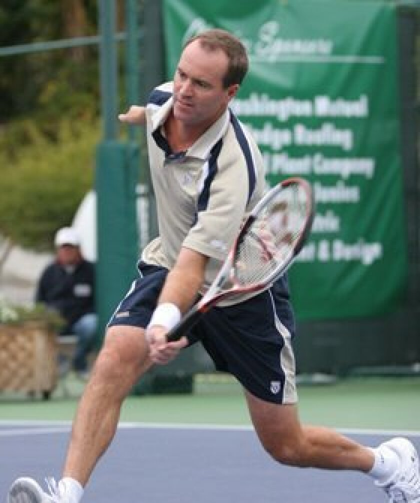 Former #1 U.S. Doubles Champion Rick Leach will return to compete for the winning title at the SES Pro-Am.
