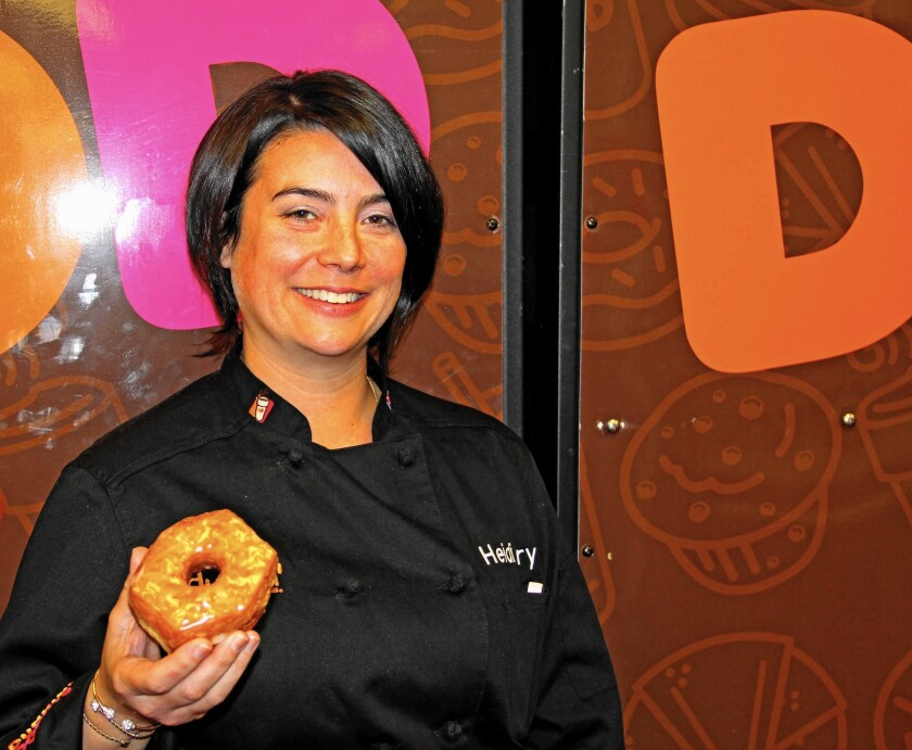 Heidi Curry of Dunkin' Brands