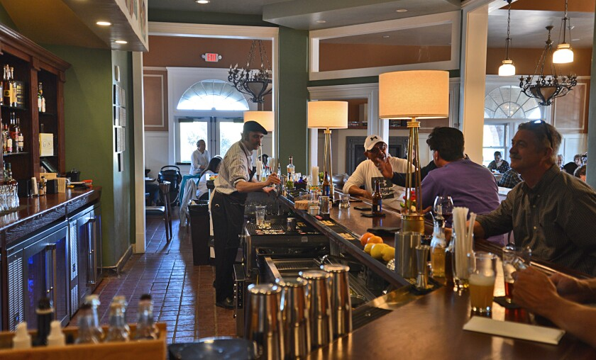 The Castañeda reopens in Las Vegas, N M , thanks to an