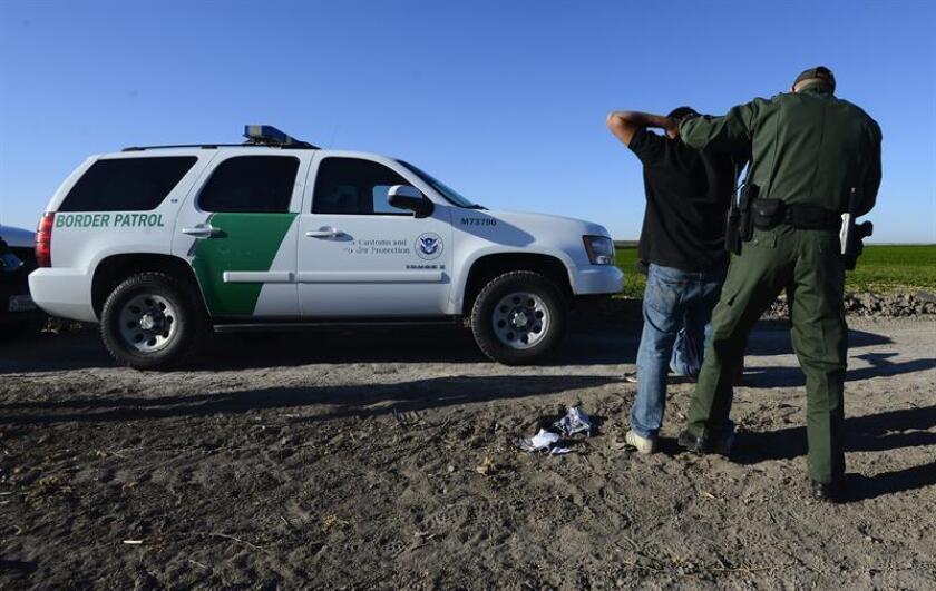 La seguridad contra el terrorismo islámico no justifica el blindaje de la frontera con México que se propone el presidente electo, Donald Trump, aunque el asunto es muy volátil y podría cambiar rápidamente, según los expertos. EFE/ARCHIVO