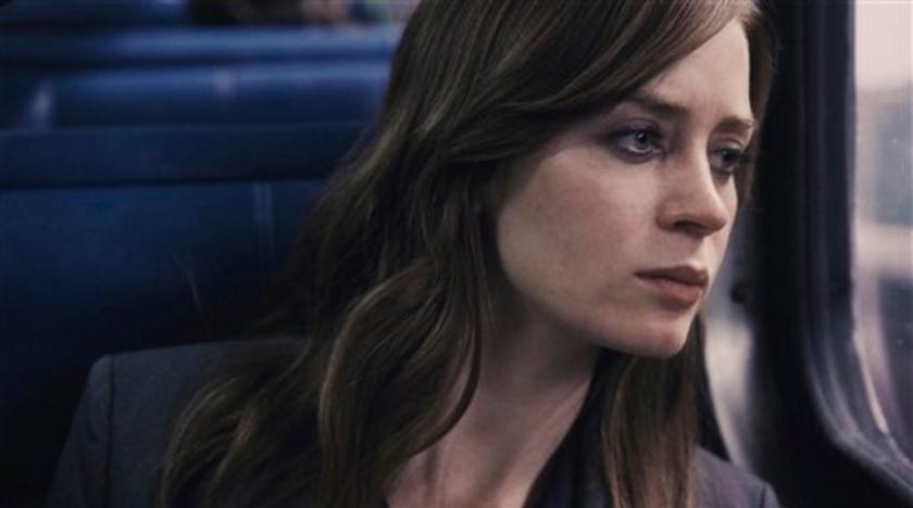 """En esta imagen difundida por Universal Pictures, se ve a la actriz Emily Blunt en una escena de la película """"The Girl on the Train"""". (DreamWorks Pictures/Universal Pictures via AP, File)"""