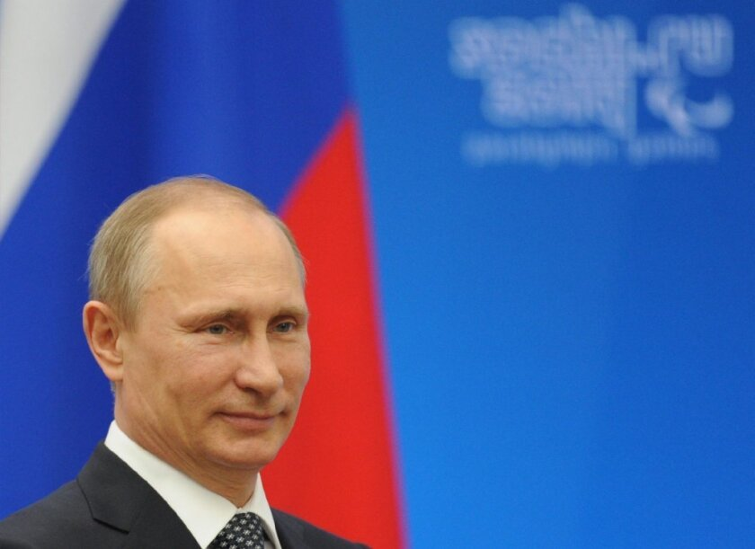 Op Ed Putin Is Likely To Win His Bid To Stay In Power Another Decade But At What Cost Los Angeles Times