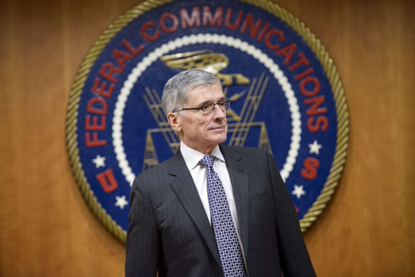 Federal Communication Commission Chairman Tom Wheeler supported the commission's move Thursday to increase funding for high-speed Internet access at schools and libraries.