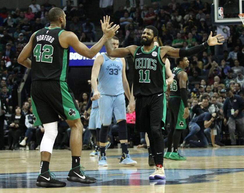 103-112. Irving consigue doble-doble en el triunfo de los Celtics