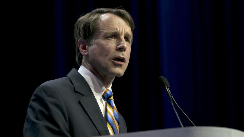 California Insurance Commissioner Dave Jones' office is seeking legal action against two life insurers that he said failed to service tens of thousands of policies in California.